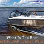 best electric boat trailer winch