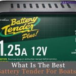 Best Battery Tender For Boat