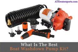 Best Boat Washdown Pump Kit