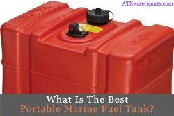Portable Marine Fuel Tanks