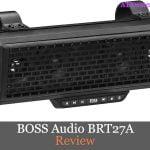 BOSS Audio BRT27A Review - Outdoor Marine Soundbar