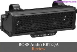 BOSS Audio BRT27A Review - Outdoor Marine Soundbar