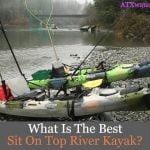 best sit on top river kayak