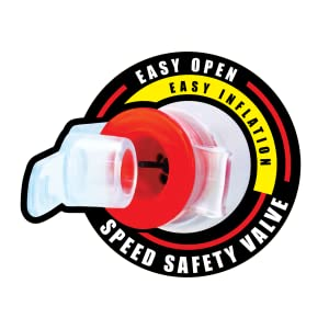 airhead tube reviews speed safety valve